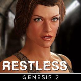 RESTLESS for G2