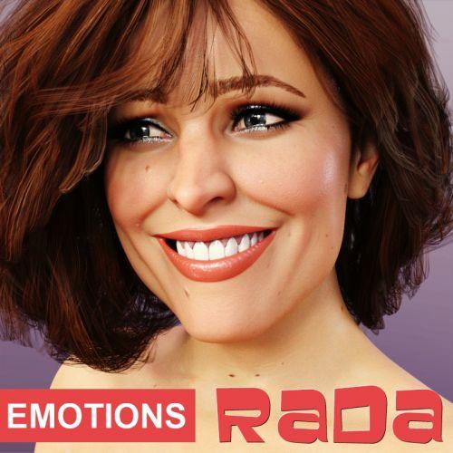 Rada Emotions for G8F