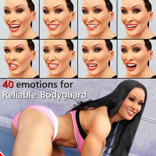 Reliable Bodyguard Emotions for G8F
