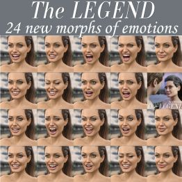 The LEGEND Expressions for G8F