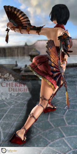 Cherry Delight for A4G4V4