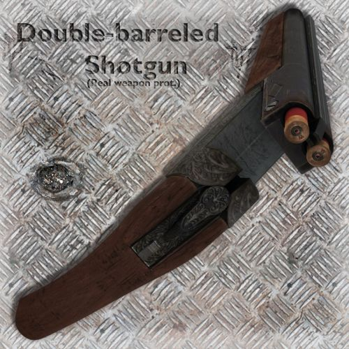 Double-barreled Shotgun
