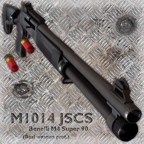 M1014 JSCS