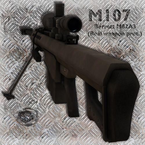 M107 (Barrett M82A3)
