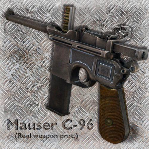 Mauser C-96