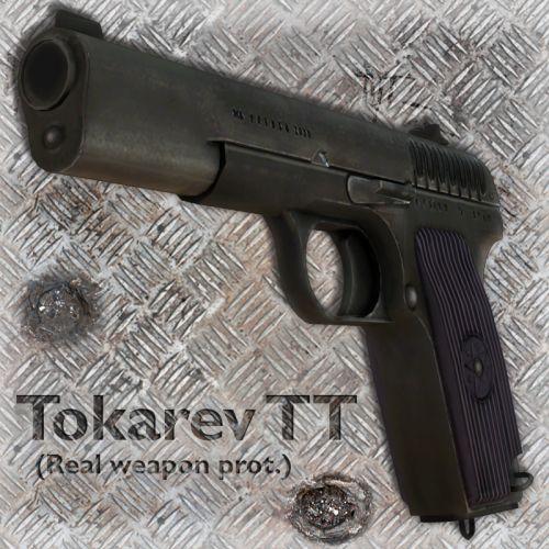 Tokarev TT