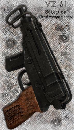 VZ 61 Skorpion