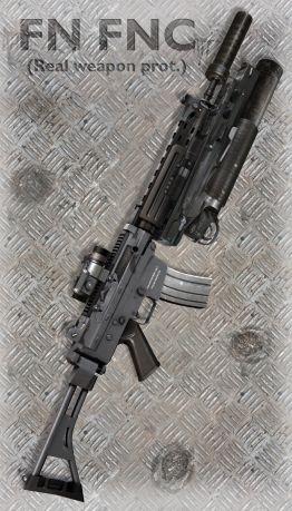 FN FNC