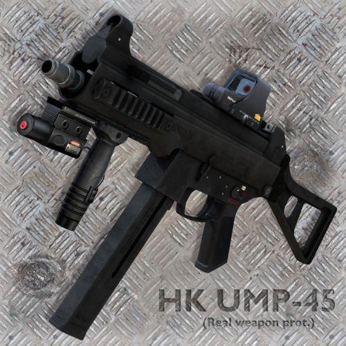 HK UMP-45