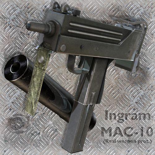 Ingram MAC-10