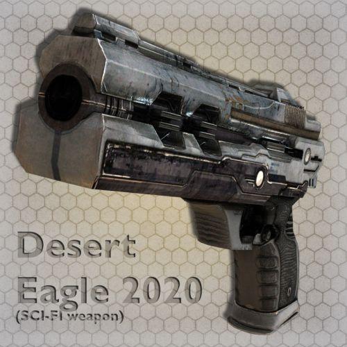 Desert Eagle 2020