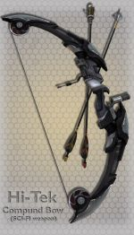 Hi-Teck Compound Bow
