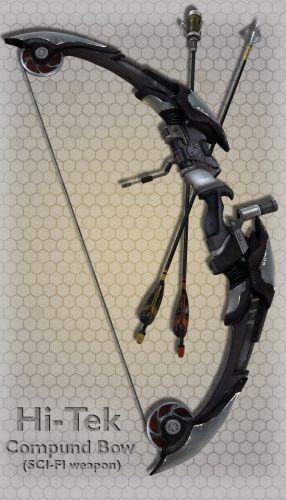 Hi-Teck Compound Bow