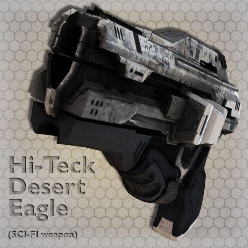 Hi-Teck Desert Eagle