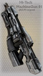 Hi-Teck MachineGun 01