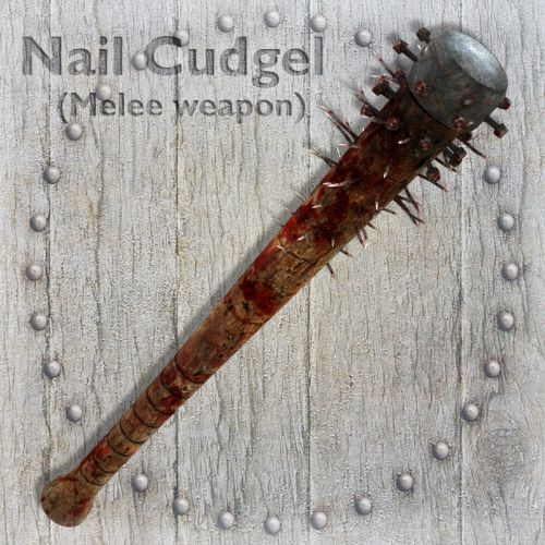 Nail Cudgel