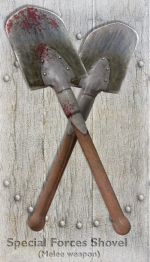 Special Forces Shovel