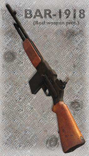 Browning BAR 1918