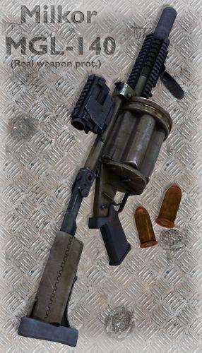 Milkor MGL-140