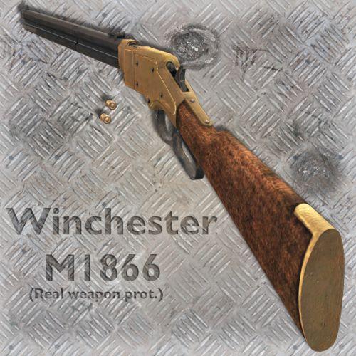 WINCHESTER M1866