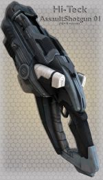 Hi-Teck AssaultShotgun 01
