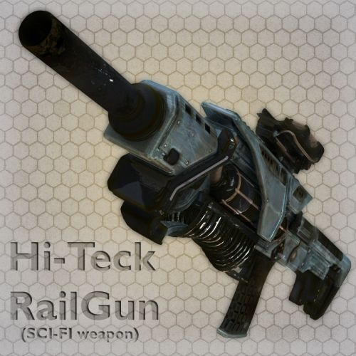 Hi-Teck RailGun