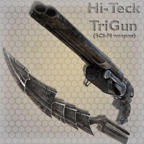 Hi-Teck TriGun