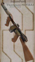SteamPunk Thompson M1928A1