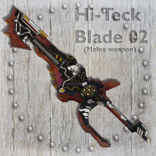 Hi-Teck Blade 02
