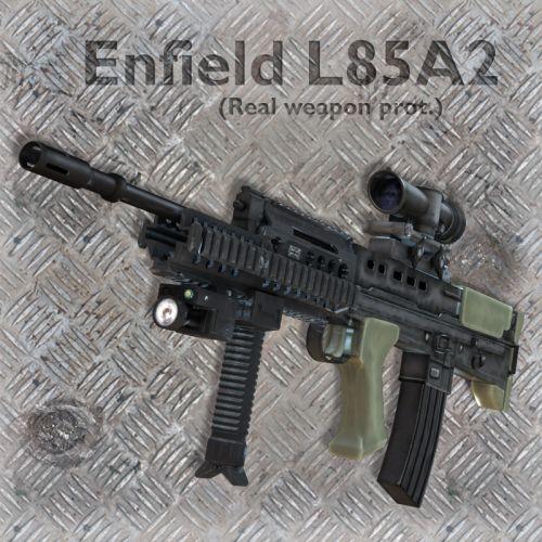 Enfield L85 A2