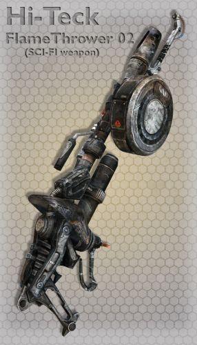 Hi-Teck FlameThrower 02