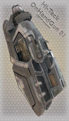 Hi-Teck OnHand Gun 01