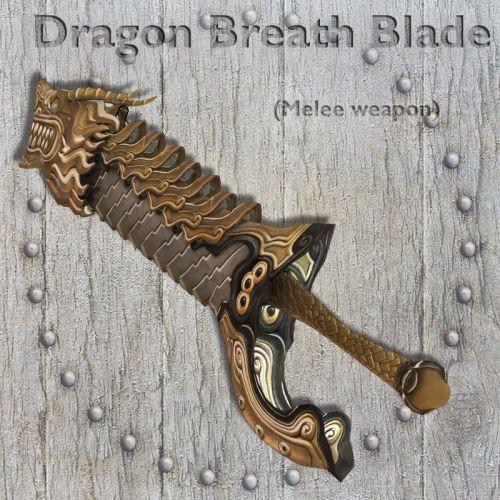 Dragon Breath Blade