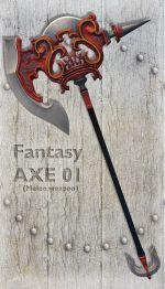 Fantasy Axe 01
