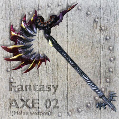 Fantasy Axe 02