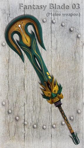 Fantasy Blade 03
