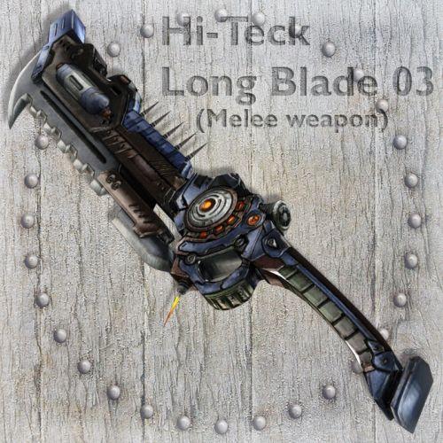 Hi-Teck LongBlade 03