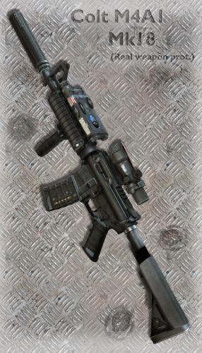 Colt M4A1 Mk18