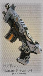 Hi-Teck Laser Pistol 04