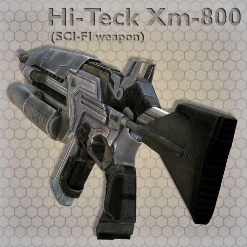 Hi-Teck Xm-800
