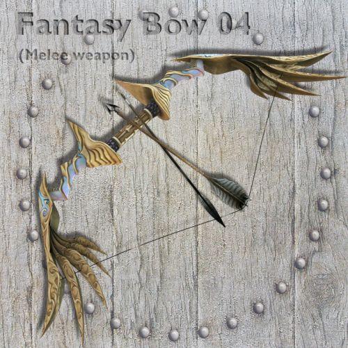 Fantasy Bow 04