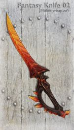 Fantasy Knife 02