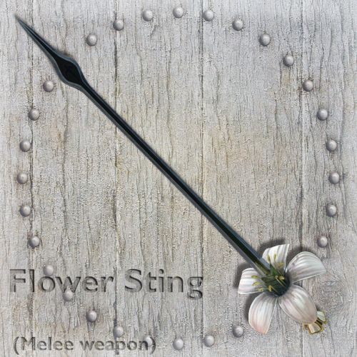 Flower Sting