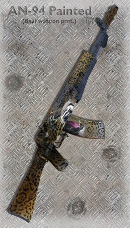 AN-94 Painted