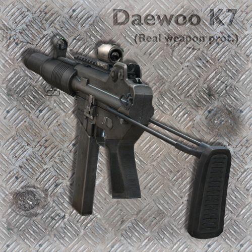 Daewoo K7