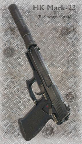 HK Mk-23