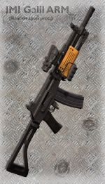 IMI Galil ARM