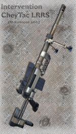 Intervention CheyTac LRRS