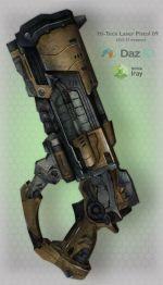 Hi-Teck Laser Pistol 09