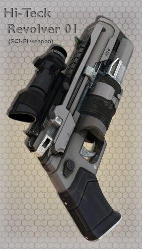 Hi-Teck Revolver 01